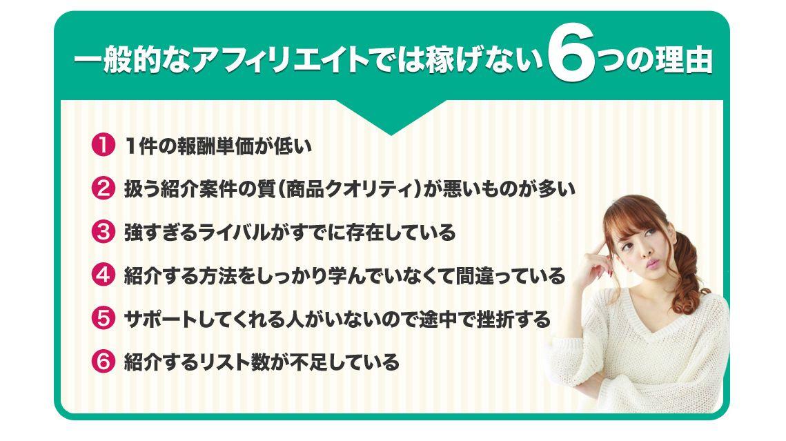 6つの理由画像
